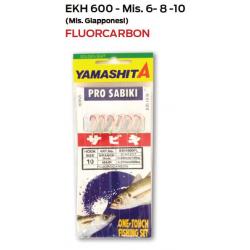 YAMASHITA SABIKI EKH 600 - Mis. 6- 8 -10 VERDE