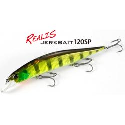 DUO REALIS JERKBAIT 120 SP