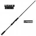 13 FISHING FATE BLACK 2.44m/5-20g