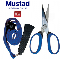MUSTAD FORBICE BRAID CUTTING SHEARS